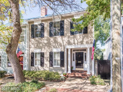 Photo of 721 FAIRFAX ST S, Alexandria, VA 22314 (MLS # AX10054210)