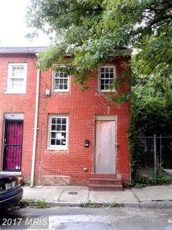 Photo of 1011 BOYD ST, Baltimore, MD 21223 (MLS # BA10012210)