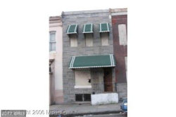 Photo of 2441 HOFFMAN ST, Baltimore, MD 21213 (MLS # BA10064787)
