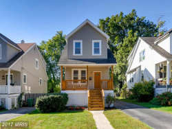 Photo of 2827 FLEETWOOD AVE, Baltimore, MD 21214 (MLS # BA10069674)