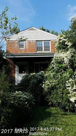 Photo of 3902 FLEETWOOD AVE, Baltimore, MD 21206 (MLS # BA10073266)