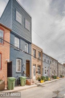 Photo of 309 DUNCAN ST, Baltimore, MD 21231 (MLS # BA10083207)