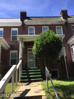 Photo of 3119 SEQUOIA AVE, Baltimore, MD 21215 (MLS # BA10085841)