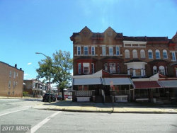 Photo of 2149 HOMEWOOD AVE, Baltimore, MD 21218 (MLS # BA9988054)