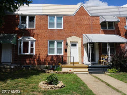 Photo of 2017 GRINNALDS AVE, Baltimore, MD 21230 (MLS # BA9989608)