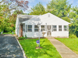 Photo of 608 WASHINGTON AVE, Halethorpe, MD 21227 (MLS # BC10059068)