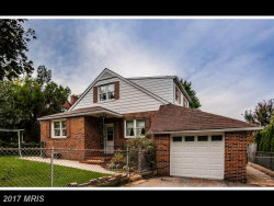 Photo of 2328 MARTIN DR, Baltimore, MD 21221 (MLS # BC10064851)