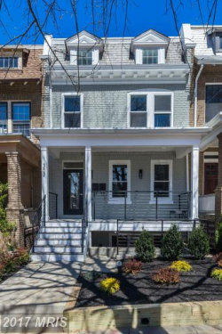 Photo of 307 TAYLOR ST NW, Unit 3, Washington, DC 20011 (MLS # DC9978949)