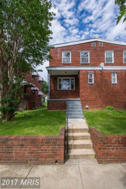 Photo of 716 OGLETHORPE ST NE, Washington, DC 20011 (MLS # DC9986821)