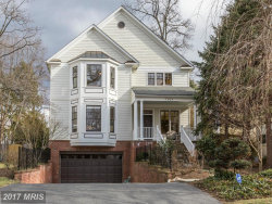 Photo of 7305 SUMMIT AVE, Chevy Chase, MD 20815 (MLS # MC9998018)