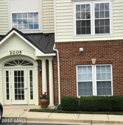 Photo of 2005 CONNOR CT, Unit 702K, Bowie, MD 20721 (MLS # PG10034250)