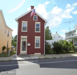 Photo of 315 MULBERRY ST, Hagerstown, MD 21740 (MLS # WA9989087)