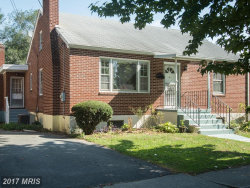 Photo of 22 MONTAGUE AVE, Winchester, VA 22601 (MLS # WI10063769)