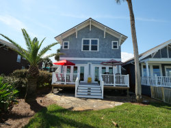 Photo of 704 Ocean Front, NEPTUNE BEACH, FL 32266 (MLS # 984058)