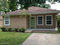Photo of 751 Oakland AVE, ST AUGUSTINE, FL 32084 (MLS # 942605)