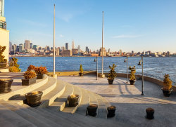 Photo of 600 HARBOR BLVD, Unit 1069, Weehawken, NJ 07086 (MLS # 170014443)