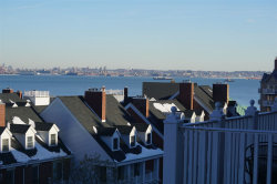 Photo of 203 SHEARWATER CT WEST, Unit 51, Jersey City, NJ 07305 (MLS # 180003493)