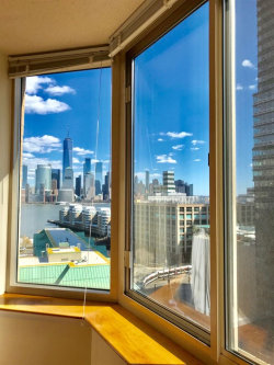 Photo of 65 2ND ST, Unit 1407, Jersey City, NJ 07302 (MLS # 180005277)