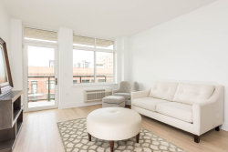Photo of 1400 HUDSON ST, Unit 731, Hoboken, NJ 07030 (MLS # 180011775)