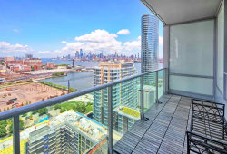 Photo of 1 SHORE LANE, Unit 2501, Jersey City, NJ 07310 (MLS # 180012291)