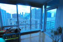 Photo of 20 NEWPORT PARKWAY, Unit 2603, Jersey City, NJ 07310 (MLS # 190007795)