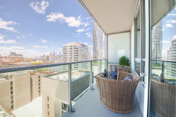 Photo of 1 SHORE LANE, Unit 1601, Jersey City, NJ 07310 (MLS # 190010182)
