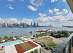 Photo of 1200 AVENUE AT PORT IMPERIAL, Unit 606, Weehawken, NJ 07086 (MLS # 190014139)