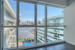 Photo of 800 AVENUE AT PORT IMPERIAL, Unit 910, Weehawken, NJ 07086 (MLS # 190017828)