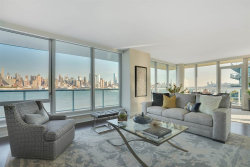 Photo of 1000 AVENUE AT PORT IMPERIAL, Unit 511, Weehawken, NJ 07086 (MLS # 190018063)