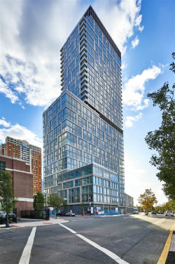 Photo of 75 PARK LANE SOUTH, Unit 1402, Jersey City, NJ 07310 (MLS # 190019721)