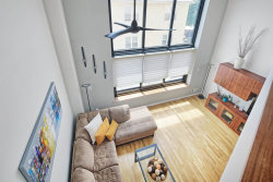 Photo of 518 GREGORY AVE, Unit A215, Weehawken, NJ 07086 (MLS # 202011945)