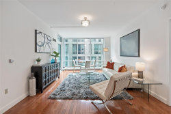 Photo of 1 SHORE LANE, Unit 706, Jersey City, NJ 07310 (MLS # 202013611)
