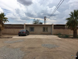 Photo of 1651 1653 W BARBARA WORTH DR, El Centro, CA 92243 (MLS # 17257244IC)