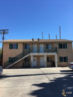 Photo of 404 ENCINAS AVE, Calexico, CA 92231 (MLS # 17295246IC)