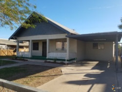 Photo of 613 W BRIGHTON AVE, El Centro, CA 92243 (MLS # 17295990IC)