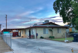 Photo of 215 W HAMILTON AVE, El Centro, CA 92243 (MLS # 18334388IC)
