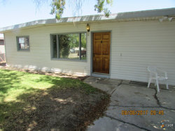 Photo of 116 E First ST, Niland, CA 92275 (MLS # 17259002IC)