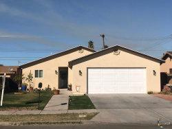 Photo of 836 W BRIGHTON AVE, El Centro, CA 92243 (MLS # 18306316IC)