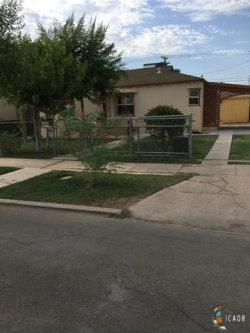 Photo of 718 W HAMILTON AVE, El Centro, CA 92243 (MLS # 18363988IC)