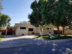 Photo of 1059 SANDALWOOD DR, El Centro, CA 92243 (MLS # 18369654IC)