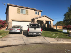 Photo of 705 HONTZA CT, Brawley, CA 92227 (MLS # 18385894IC)