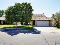 Photo of 1743 DESERT GARDENS DR, El Centro, CA 92243 (MLS # 18399006IC)