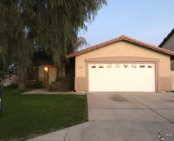 Photo of 834 HICKORY CT, Brawley, CA 92227 (MLS # 19429108IC)