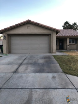Photo of 1220 SERENO DR, Calexico, CA 92231 (MLS # 19434524IC)