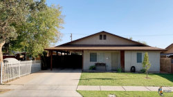 Photo of 435 W HAMILTON AVE, El Centro, CA 92243 (MLS # 19497626IC)