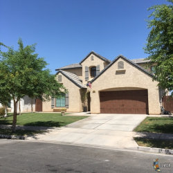 Photo of 2886 WENSLEY AVE, El Centro, CA 92243 (MLS # 19503028IC)