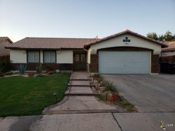 Photo of 673 JOSHUA TREE ST, Imperial, CA 92251 (MLS # 19505356IC)
