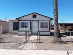 Photo of 121 E ORANGE AVE, El Centro, CA 92243 (MLS # 19517812IC)