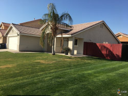 Photo of 3450 MUSTARD SEED LN, El Centro, CA 92243 (MLS # 20554020IC)