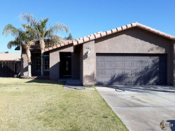 Photo of 401 TRAIL CREEK DR, Imperial, CA 92251 (MLS # 20564384IC)